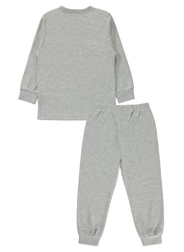 Civil Boys Erkek Çocuk Pijama Takımı Gri